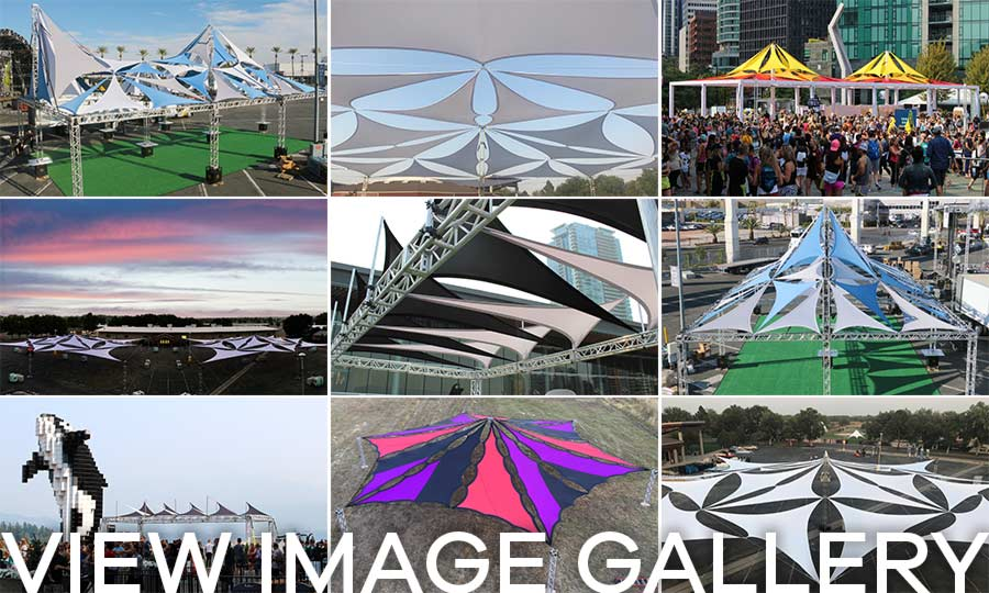 Shade Structures Gallery