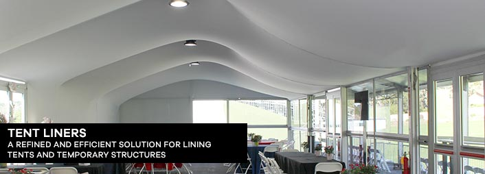Tent Liners: A Refined and Efficient Solution For Lining Tents and Temporary Structures
