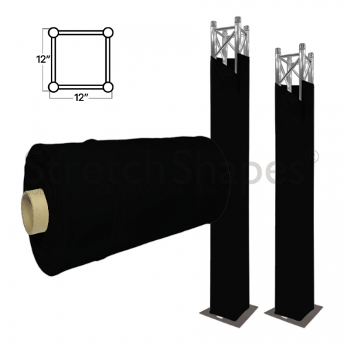 black truss roll